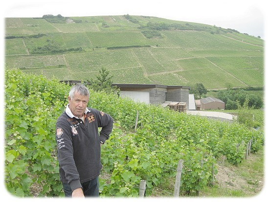 Making the Grand Cru of Sancerre