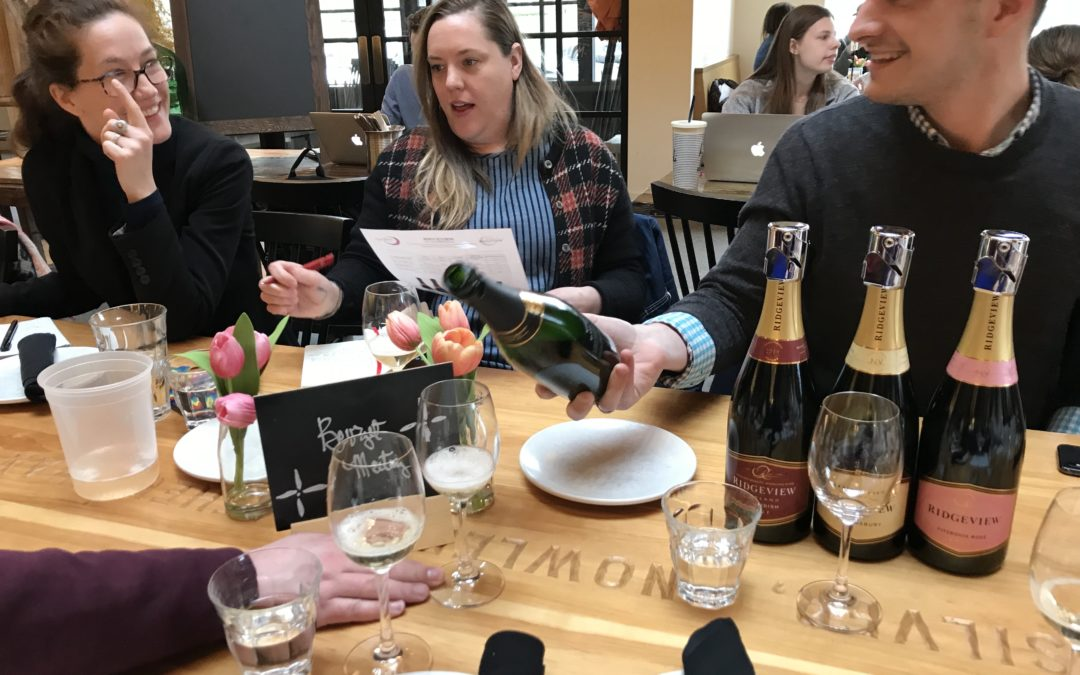 Ridgeview Wine Estate: Narrowing the channel between English sparkling wine and Champagne