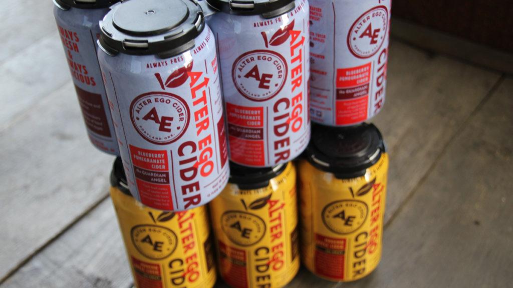 Alter Ego Cider from Oregon