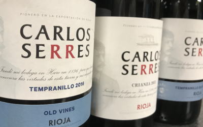 Carlos Serres: 1 of only 5 Centennial wineries in Rioja