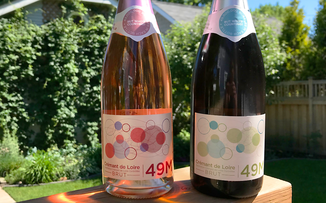 49 Million bubbles — But, who's counting?