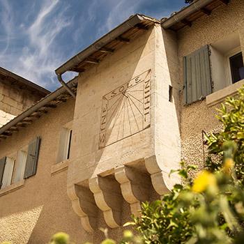 Chateau Mourgues du Gres - sine sole nihil