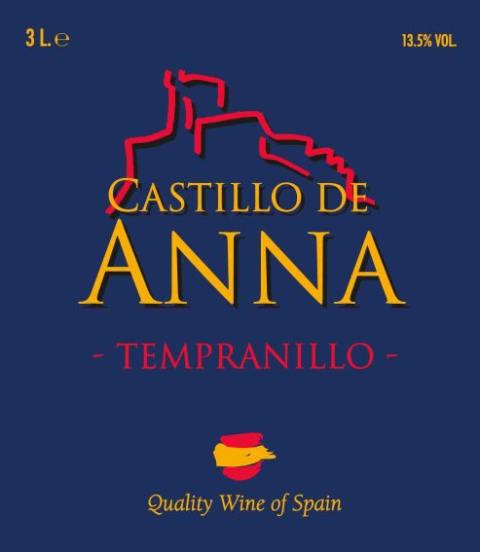 Castillo de Anna