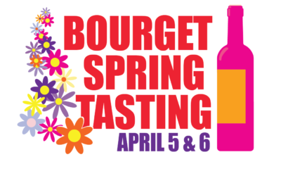 Save the Date | Spring Tasting April 5 & 6
