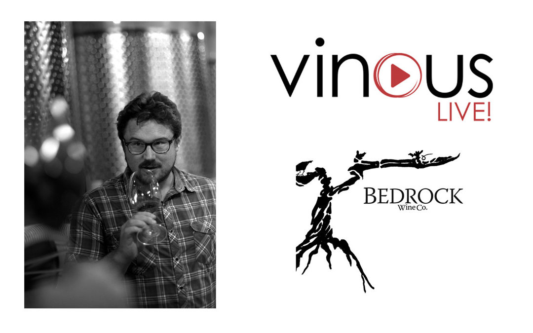 Friday 4CT: Morgan Twain-Peterson MW of Bedrock on Vinous Live! with Antonio Galloni