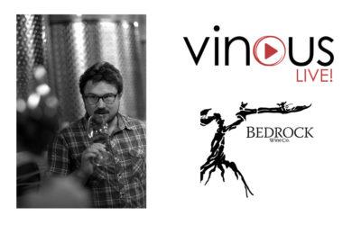 Friday 4CT: Morgan Twain-Peterson MW of Bedrock on Vinous Live! with Antonio Galloni