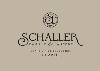 Camille & Laurent Schaller Chablis
