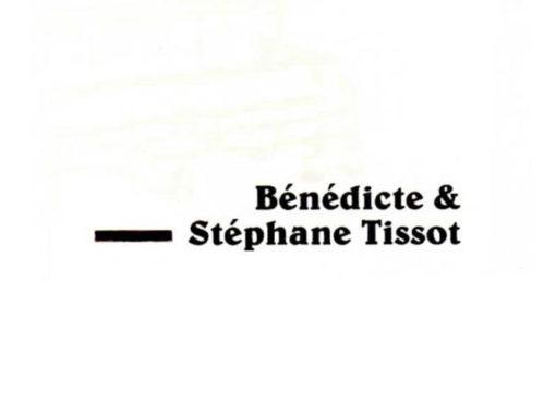 Bénédicte et Stéphane Tissot