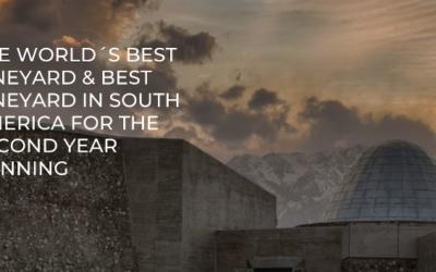 World's Best Winery & Vineyard in the World (again)… it's Zuccardi!
