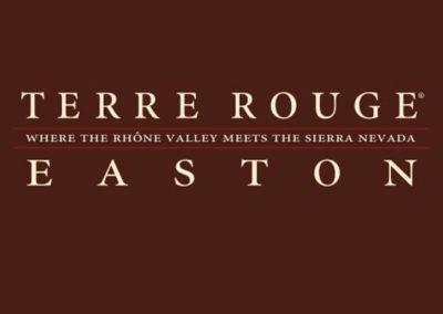 Easton Wines & Domaine de la Terre Rouge